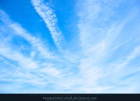 Fluffy Clouds by kuschelirmel-stock