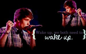 Wake up. by proudof1D