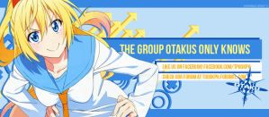 Banner for TGOOK[PH] - Chitoge by HarmoniaFreak