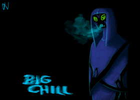 Big Chill by encune