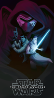 Force Awakens by Di-Duchell