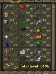 Runescape - My Stats Tab :D by Justin-K-s-1