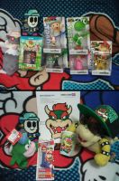 Stuff from MP10 Events at NW by MarioSimpson1