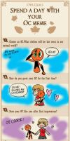 Spend a day with Olive MEME by Orangeandbluecream
