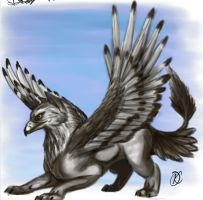 Gryphon Goodness by Katolin