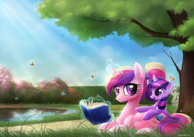So lovely day! by Krrrokozjabrra