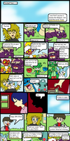 Eliza's Diamond Nuzlocke Finale by LizDraws