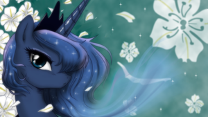 Shining Luna by romus91