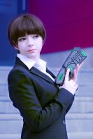 Akane cosplay (Psycho-Pass) by Shibitohime 2 by frontsideair