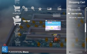 PS3 Store Concept 4 by cruzaderazn