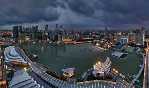 Skypark's View by nuic