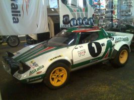 Lancia Stratos in Perth by RiderB0y