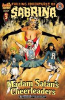 Chilling Adventures of Sabrina #5 2nd print cover by RobertHack