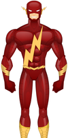 MyDCU: The Flash by BSDigitalQ