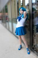 Sailor Neptune 4 by kiyaviolet