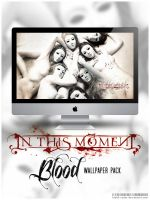 IN THIS MOMENT - Blood (Wallpaper Pack) by bob-eisenkolb