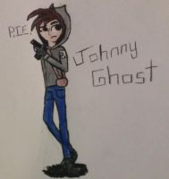 Johnny Ghost by Spot-Ominous