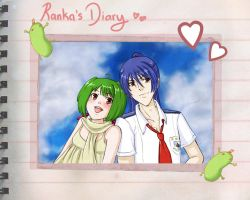 Ranka and Alto by Silly-Blue