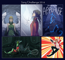 Song Challenge 2014 by NuclearLoop