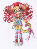:COLLAB: Renkitty by Elythe