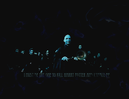 Lord Voldemort Harry Potter 7 by Toxic-Sway