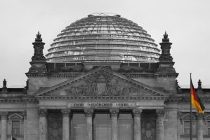 German Reichstag 2009 by puffy69