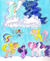 My Little Pony- Friendship is Magic by Evilness321