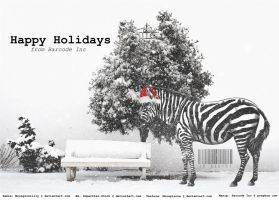 Happy Holidays - Barcode Inc by HKW1994