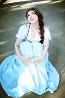 Once Upon a Time - Belle by Lucilla665