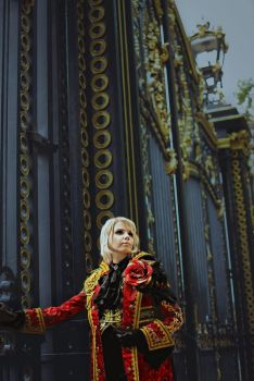Kamijo - holy grail by Camui--Gackt