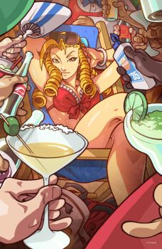 Karin - Swimsuit Special by edwinhuang