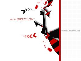 LOST IN DIRECTION V2 by 11thagency
