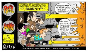 Serenity Cartoon by JayFosgitt