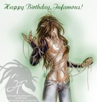Happy Birthday Infamous by ZaidaCrescent