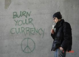 BurnYourCurrency.Tag by ModernHippy