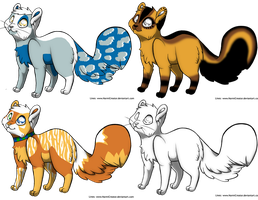 Cats Auction : CLOSED by Sports3388