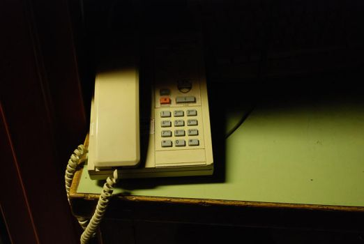 Projection Booth Phone by sandie-39