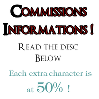 .: Commissions Informations :. by Eredhys