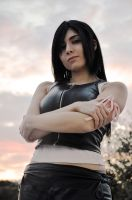 Tifa Advent Children End by PrincessRiN0a