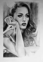 Megan Fox by Thessen