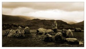 Stone Circles by xyster