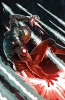 Iron Man Special #1 by Curryz
