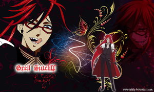 Grell wallpaper by Ishily