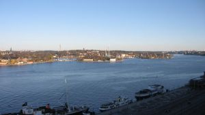 Oveview of Stockholm by melitooh
