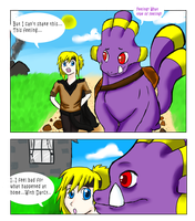 Duality 00: pg. 2 by ChaChaFox
