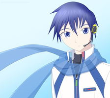 KAITO by CeruleanShadow