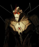 Starscream by mr-book-faced