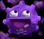 Awesome koffing by Sklavenbrause
