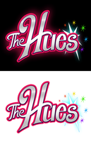 The Hues logo 2.0 by alex-heberling