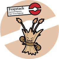 Fake Pokemon: Fraystack by Sageroot